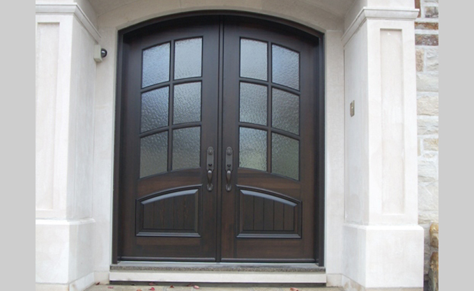 arch & round top door designs