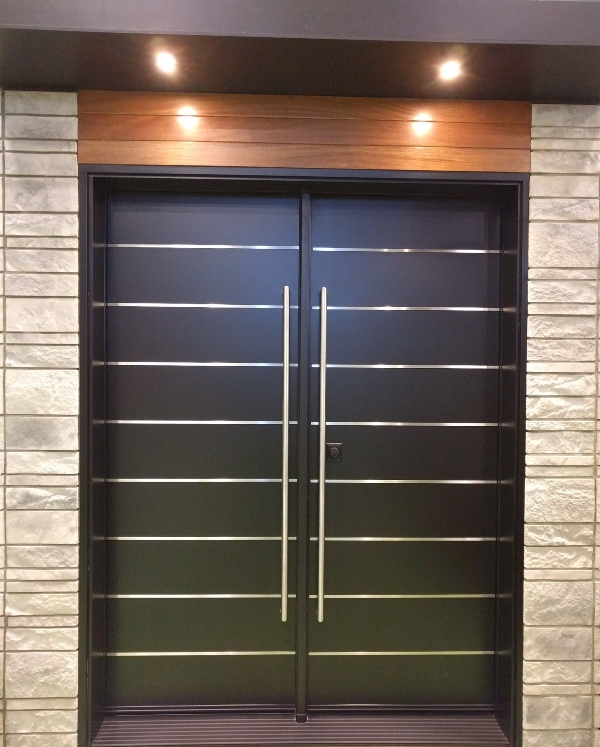Your entry door can set the tone for the rest of your home