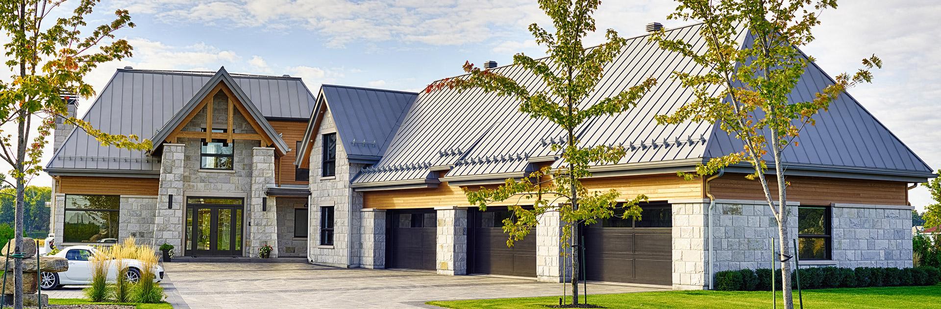 Populaire Portes Bourassa | Fabricant de portes d'entrée & de garage YU56